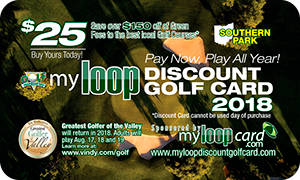 Southern Park Discount Golf Discount Participating Golf Courses